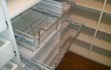 Chrome Pullout Baskets